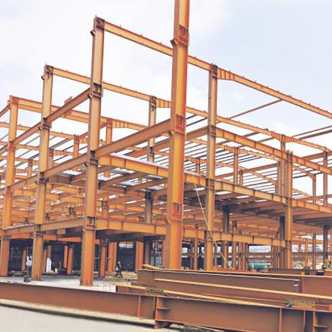 安徽钢结构厂房
