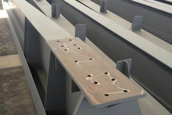 多层钢结构厂房