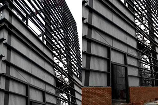 重型钢结构厂房