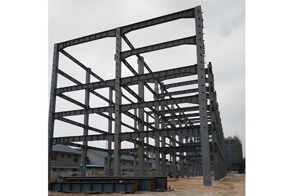 工业钢结构厂房