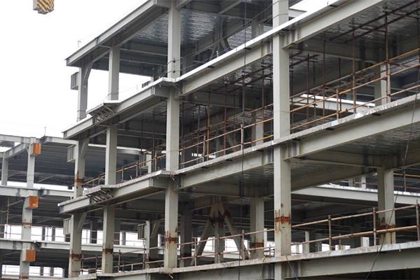 双层钢结构厂房