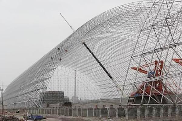 单层钢结构建筑