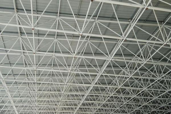 镀锌方管桁架