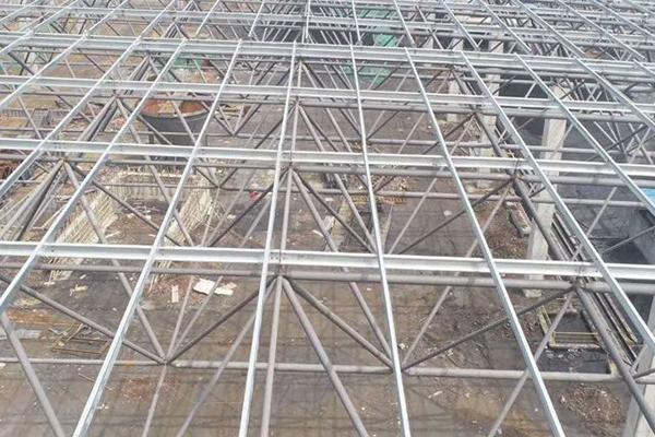 大型钢结构网架常用的防护